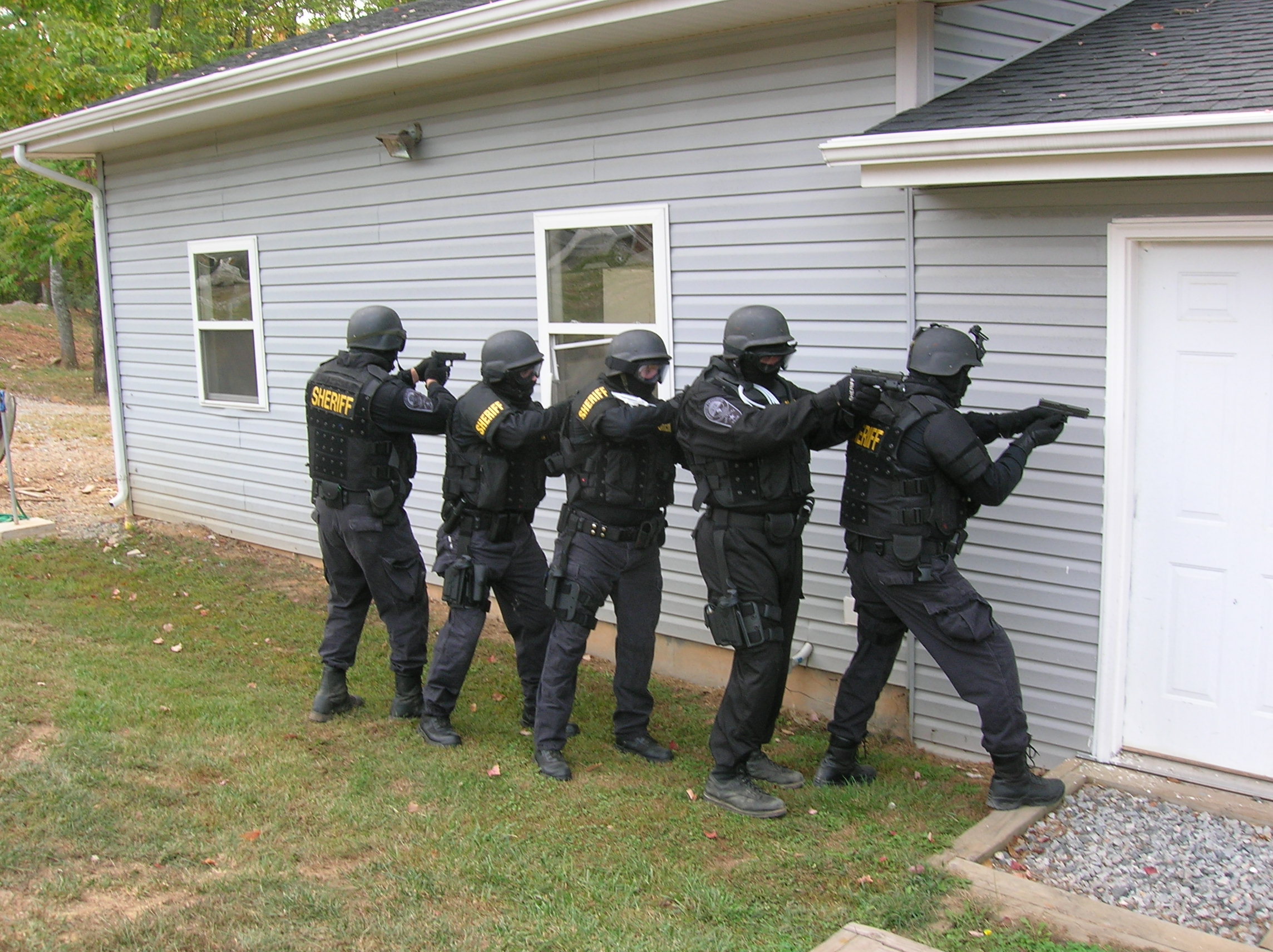 Tactical Team | Charlotte County Sheriff's Office
